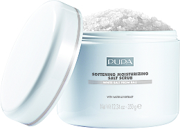 Parfüm, Parfüméria, kozmetikum Hidratáló testradír-só - Pupa Home Spa Reshaping Salt Scrub