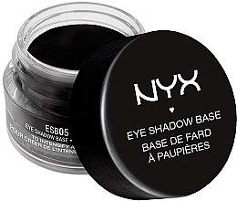 Parfüm, Parfüméria, kozmetikum Fekete szemhéjfesték bázis - NYX Professional Makeup Eyeshadow Base Black