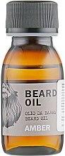 """Parfüm, Parfüméria, kozmetikum Szakállolaj """"Borostyán"""" - Nook Beard Club Beard Oil Ambra"""