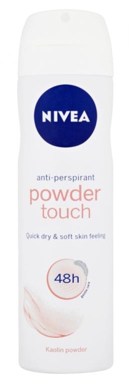 Dezodor-spray - Nivea Women Deospray Powder Touch