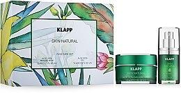 Parfüm, Parfüméria, kozmetikum Aloe vera szett - Klapp Skin Natural Face Care Set (mask/50ml + gel/15ml)