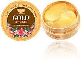 Parfüm, Parfüméria, kozmetikum Hidrogél szemtapasz arannyal és méhpempővel - Petitfee & Koelf Gold & Royal Jelly Eye Patch