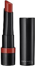 Parfüm, Parfüméria, kozmetikum Matt ajakrúzs - Rimmel Lasting Finish Matte