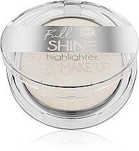 Parfüm, Parfüméria, kozmetikum Kompakt highlighter - Bell Full Shine Highlighter