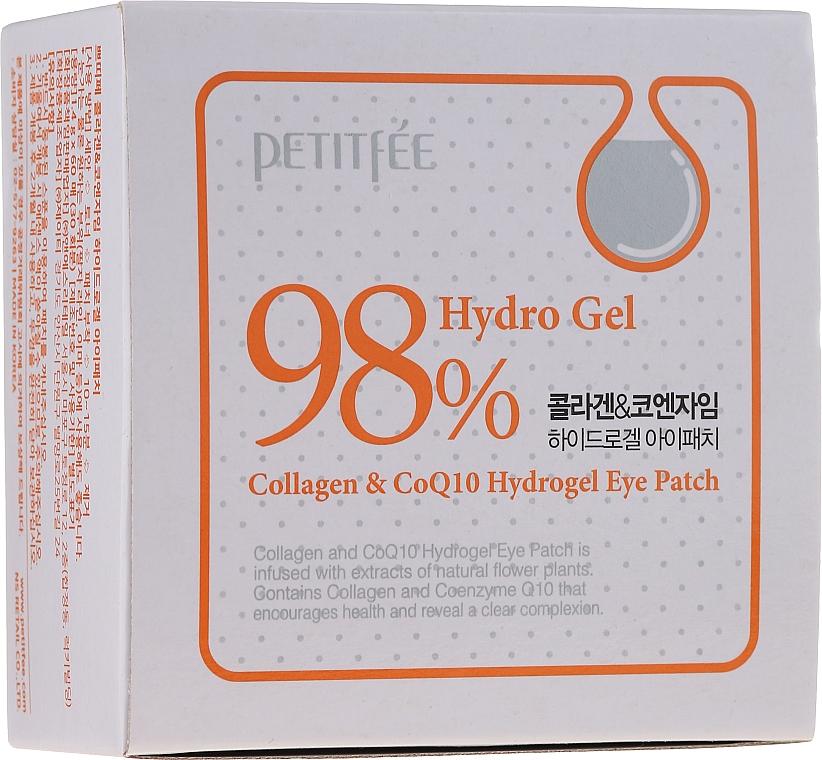 Hidrogél szemtapasz kollagénnel és koenzimmel - Petitfee & Koelf Collagen & Co Q10 Hydrogel Eye Patch