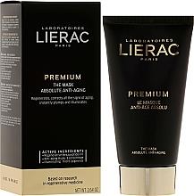 Parfüm, Parfüméria, kozmetikum Prémium arcmaszk - Lierac Premium Supreme Mask