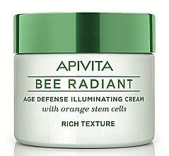 Parfüm, Parfüméria, kozmetikum Arckrém - Apivita Bee Radiant Rich Cream