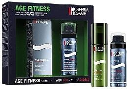 Parfüm, Parfüméria, kozmetikum Készlet - Biotherm Homme Aquapower (shave/foam/50ml + a/shave/cr/50ml)