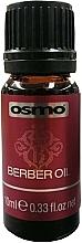 Parfüm, Parfüméria, kozmetikum Hajformázó avokádó, kókusz és argán olajjal - Osmo Berber Oil (mini)