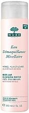 Parfüm, Parfüméria, kozmetikum Micellás tisztító víz rózsaszirmokkal - Nuxe Micellar Cleansing Water With Rose Petals