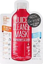 """Parfüm, Parfüméria, kozmetikum Arcmaszk """"Málna és lencse"""" - Ariul Juice Cleanse Mask Raspberry & Lentil"""