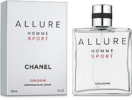 Parfüm, Parfüméria, kozmetikum Chanel Allure homme Sport Cologne - Kölni