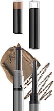 Parfüm, Parfüméria, kozmetikum Szemöldökpúder ceruza - Gokos Brow Duo