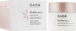 Parfüm, Parfüméria, kozmetikum Multifunkcionális krém nagyon érett bőrre - Babe Laboratorios Healthy Aging Multi Action Cream For Mature Skin