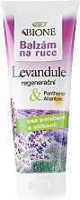 Parfüm, Parfüméria, kozmetikum Kézápoló balzsam - Bione Cosmetics Lavender Hand Ointment