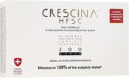 Parfüm, Parfüméria, kozmetikum Hajhullás elleni ampulla nőknek 200 - Crescina Re-Growth HFSC Formula 100%