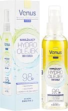 Parfüm, Parfüméria, kozmetikum HIdratáló hydro-testápoló olaj - Venus Hydro Oil Body