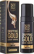 Parfüm, Parfüméria, kozmetikum Test mousse test barnító - Sosu by SJ Dripping Gold Luxury Tanning Mousse