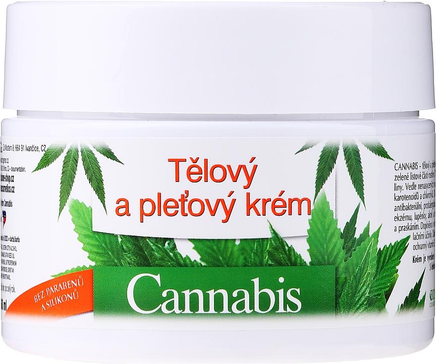 Arckrém - Bione Cosmetics Cannabis Face Cream