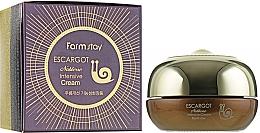 Parfüm, Parfüméria, kozmetikum Csiga mucin szemkrém - FarmStay Escargot Noblesse Intensive Eye Cream