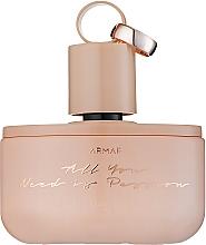 Parfüm, Parfüméria, kozmetikum Armaf All You Need Is Passion - Eau De Parfum