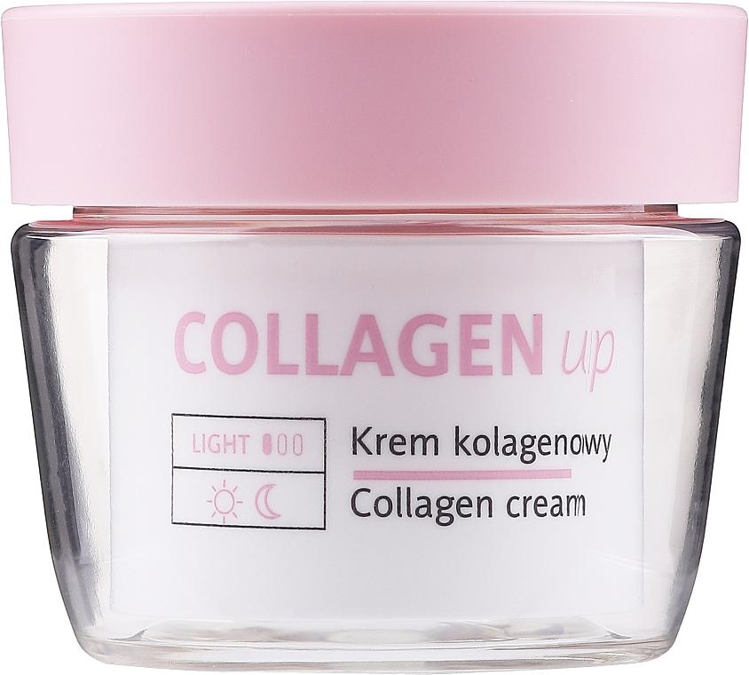 Kollagén arckrém 50+ - Floslek Collagen Up Collagen Cream