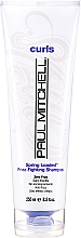 Parfüm, Parfüméria, kozmetikum Sampon hullámos hajra - Paul Mitchell Zero Frizz Spring Loaded Frizz-Fighting Shampoo