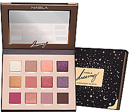 Parfüm, Parfüméria, kozmetikum Szemhéjfesték paletta - Nabla Dreamy Eyeshadow Palette