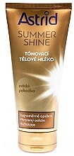 Parfüm, Parfüméria, kozmetikum Tonizáló lotion világos bőrre - Astrid Summer Shine