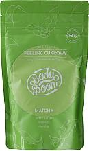 Parfüm, Parfüméria, kozmetikum Narancsbőr elleni cukros testradír - BodyBoom Body Scrub