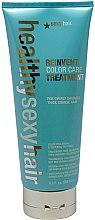 Parfüm, Parfüméria, kozmetikum Tápláló maszk festett hajra - SexyHair HealthySexyHair Reinvent Color Care Treatment For Thick/Coarse Hair