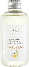 """Parfüm, Parfüméria, kozmetikum Masszázsolaj """"Monoi de Tahiti"""" - Kanu Nature Monoi de Tahiti Massage Oil"""