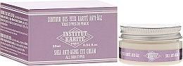 Parfüm, Parfüméria, kozmetikum Öregedésgátló szemkörnyékápoló krém - Institut Karite Shea Anti-Aging Eye Cream
