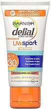 Parfüm, Parfüméria, kozmetikum Napvédő krém sportoláshoz - Garnier Delial Ambre Solaire Sport UV Sunscreen SPF30