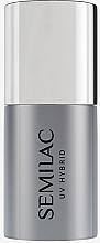 Parfüm, Parfüméria, kozmetikum Gél-lakk bázis - Semilac UV Hybrid Smoother Base