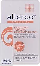 Parfüm, Parfüméria, kozmetikum Nyugtató és védő ajakbalzsam - Allerco Emolienty Molecule Regen7 Lip Balm