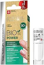 Parfüm, Parfüméria, kozmetikum Körömerősítő - Eveline Cosmetics Nail Therapy Bio Power