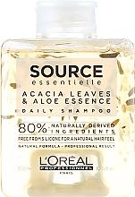Parfüm, Parfüméria, kozmetikum Sampon mindennapi használatra - L'Oreal Professionnel Source Essentielle Daily Shampoo