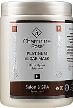 Parfüm, Parfüméria, kozmetikum Alginát arcmaszk platinával - Charmine Rose Platinum Algae Mask Refill