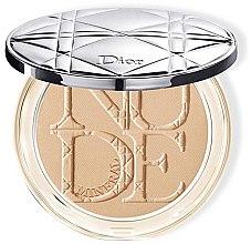 Parfüm, Parfüméria, kozmetikum Ásványi mattító púder - Dior Diorskin Mineral Nude Matte Powder