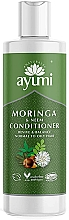 """Parfüm, Parfüméria, kozmetikum Kondicionáló """"Moringa és nim"""" - Ayumi Moringa & Neem Conditioner"""