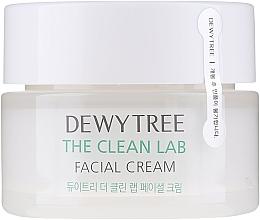 Parfüm, Parfüméria, kozmetikum Arckrém keramiddal és hialuronsavval - Dewytree The Clean Lab Facial Cream