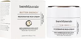 Parfüm, Parfüméria, kozmetikum Regerneráló krém száraz bőrre - Bare Escentuals Bare Minerals Butter Drench Restorative Rich Cream