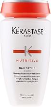 Parfüm, Parfüméria, kozmetikum Sampon normál és enyhén száraz hajra - Kerastase Bain Satin 1 Irisome Nutritive Shampoo