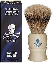 Parfüm, Parfüméria, kozmetikum Borotvapamacs - The Bluebeards Revenge The Ultimate Badger Brush