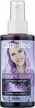 Parfüm, Parfüméria, kozmetikum Színező hajspray - Delia Cameleo Instant Color