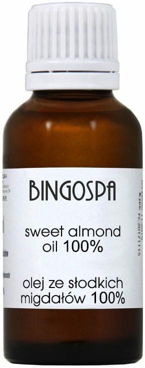 Édes mandula olaj - BingoSpa