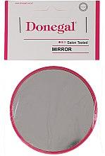 Parfüm, Parfüméria, kozmetikum Kompakt gömbölyű tükör, 7 cm, málna - Donegal