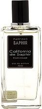 Parfüm, Parfüméria, kozmetikum Saphir Parfums California - Eau De Parfum (teszter kupakkal)