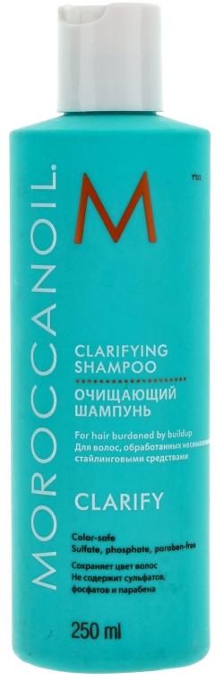 Tisztító sampon - Moroccanoil Clarifying Shampoo — fotó N1